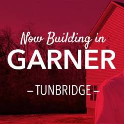 Now Building in Garner, NC!