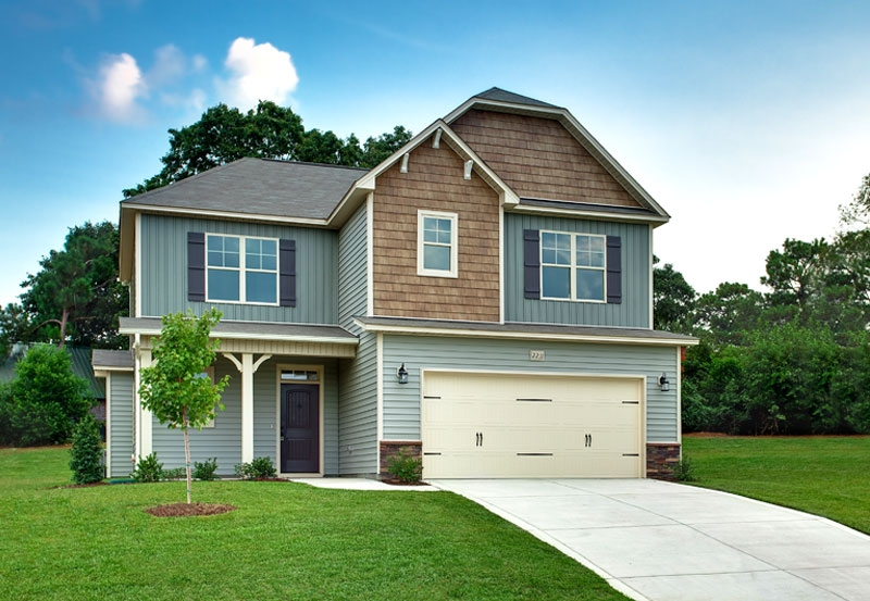 Houses for Sale in Lakedale   Westan Homes Fayetteville NC