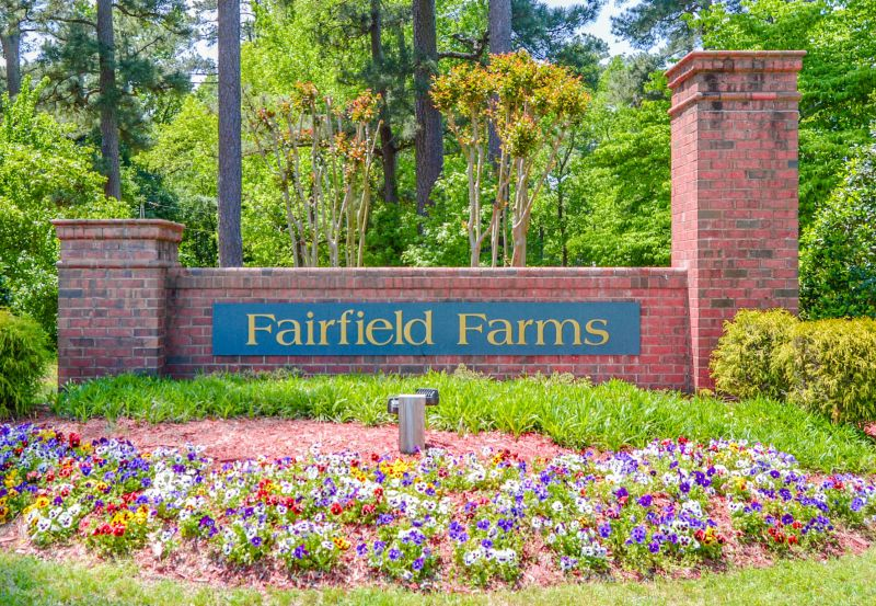 New Homes In Fairfield Farms | Fayetteville NC | Westan Homes