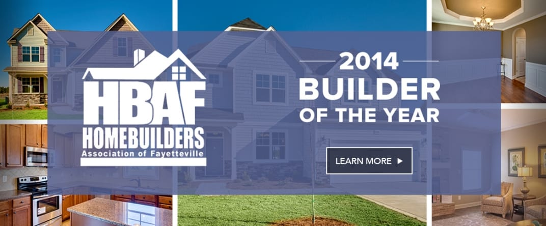 2014 Builder of the Year
